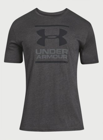 UNDER ARMOUR GL Foundation SS T Black 1326849-019