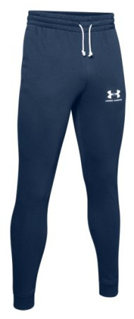 UNDER ARMOUR Sportstyle Terry Joggers 1329289-409 modrá