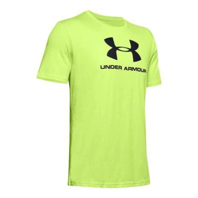 UNDER ARMOUR Sportstyle Logo Tee 1329590-291