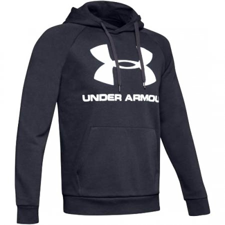 UNDER ARMOUR FLEECE SPORTSTYLE LOGO HOODIE 1345628-001