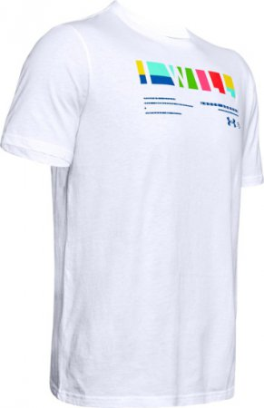 UNDER ARMOUR I WILL Multi SS T-Shirt 1348436-100