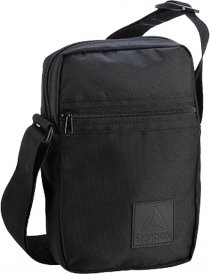 REEBOK-  DM7176 STYLE FOUNDATION CITY BAG BLACK
