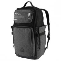 Batoh REEBOK DU2958 COMBAT BACKPACK BLACK