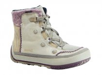 MERRELL J20246 PUFFIN LACE MID TAUPE