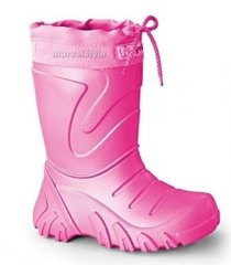 Sněhule LEMIGO grizzly 835 pink